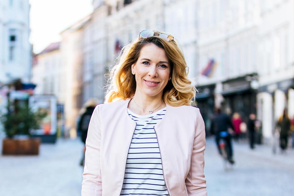 Anja Žagar I. del