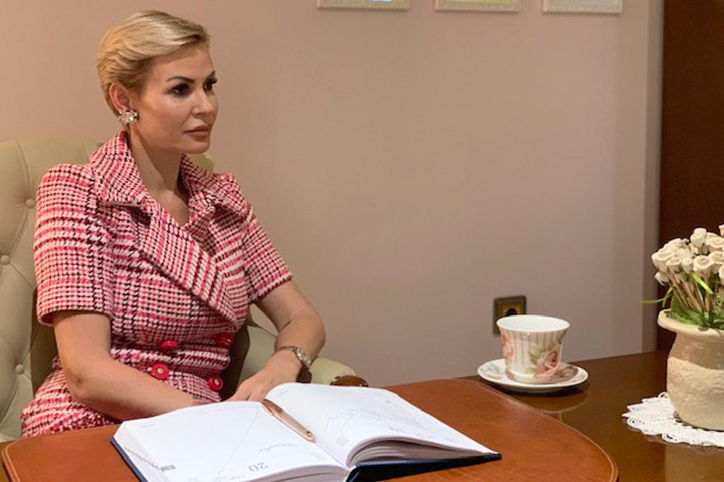 Intervju z dr. Veroniko Podgoršek  I. DEL