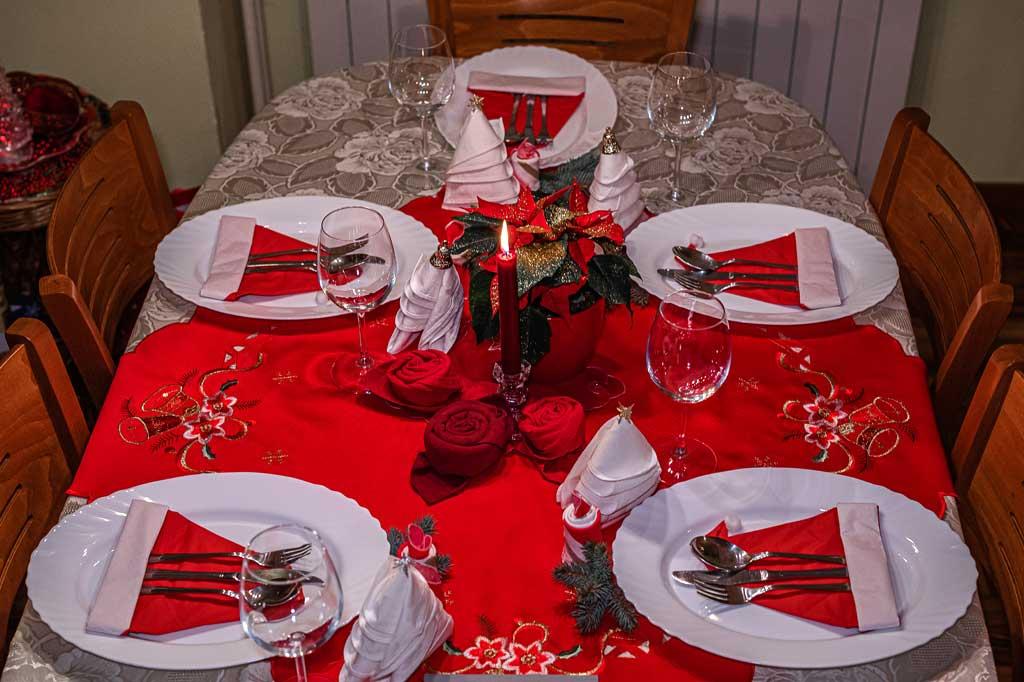 Že veš, kako boš letos pripravil/a božično mizo?